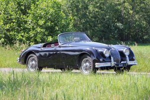 Jaguar XK150 3.4 S Roadster, 1958