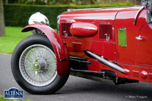 Alvis Crested Eagle Special, 1935