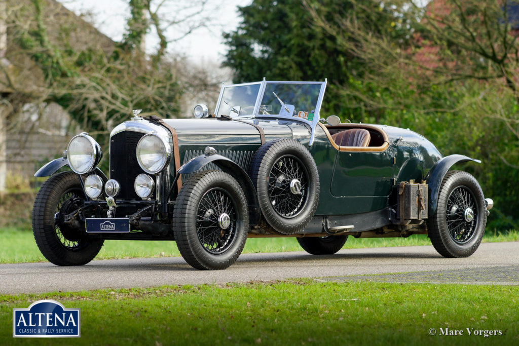 Bentley Derby 4 1/4 Litre, 1938