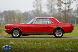 Ford Mustang V8 Coupé, 1966