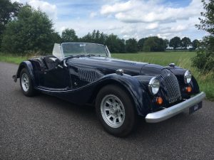 Morgan Plus 8, 1981