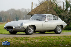 Jaguar E- type 4.2 Litre, 1966