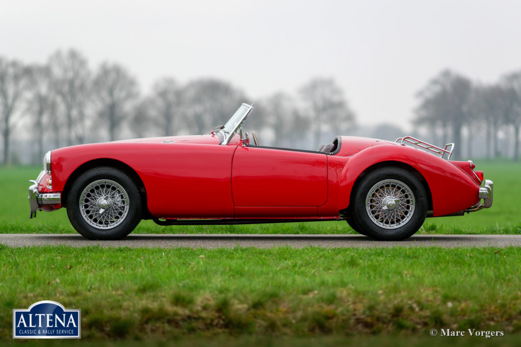 MG A 1600 Roadster, 1961