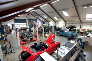 Altena Classic & Rally Service Workshop