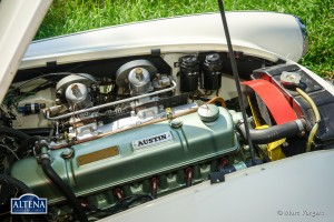 Austin Healey 3000  two-seater