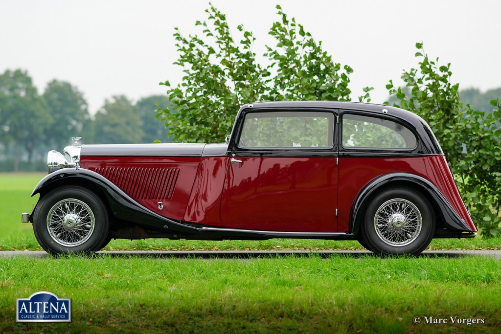 Bentley Two doors Airline Coupe