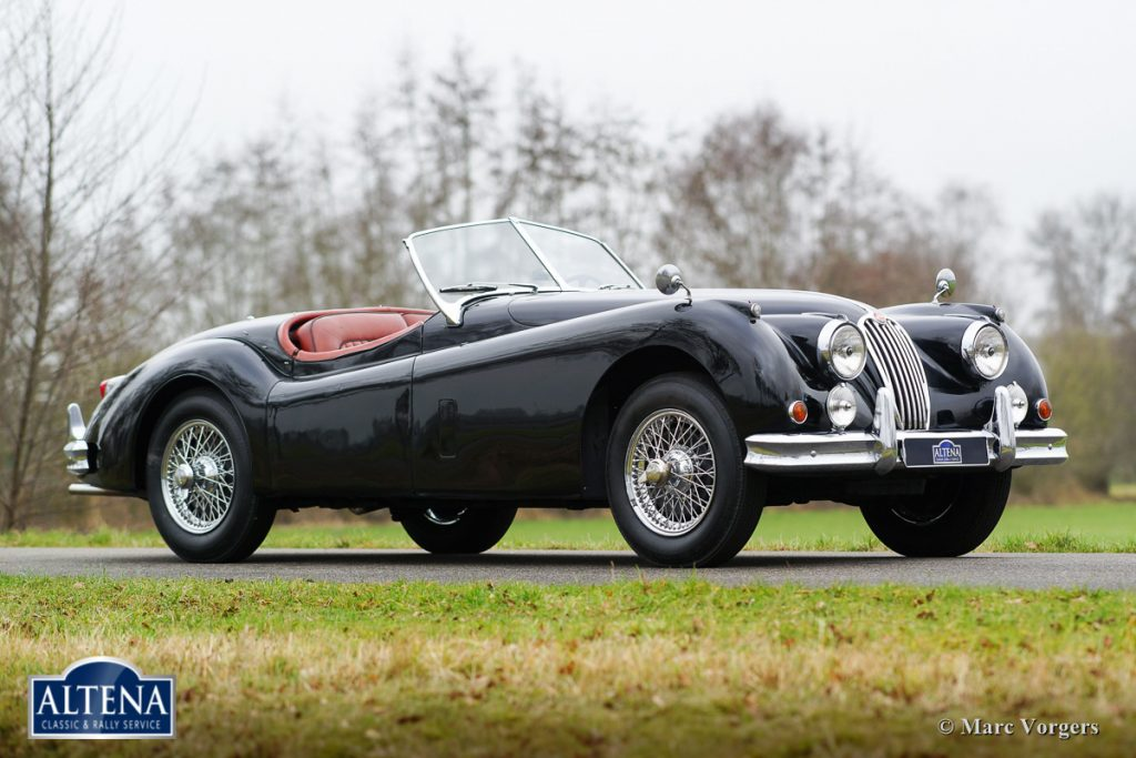 Jaguar XK 140 Roadster, 1954