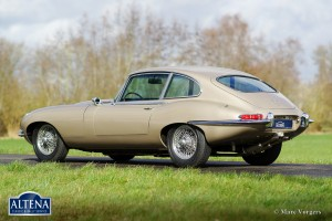 Jaguar E-Type, 1968
