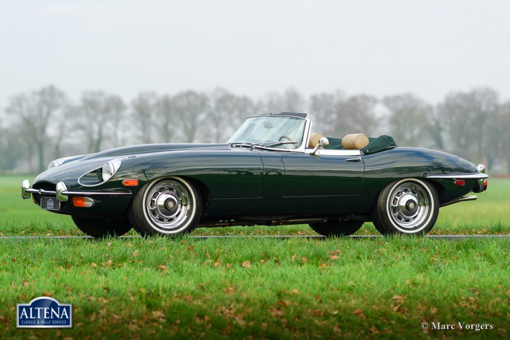 jaguar e type roadster 1969 altena classic service. Black Bedroom Furniture Sets. Home Design Ideas
