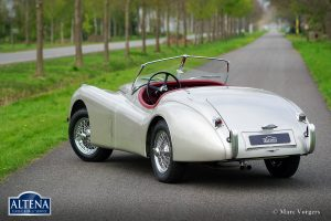 Jaguar XK 120 Roadster, 1950