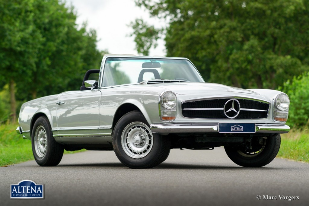 mercedes benz 280sl pagode altena classic service. Black Bedroom Furniture Sets. Home Design Ideas