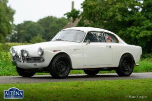 Alfa Giulietta Sprint Veloce, 1960