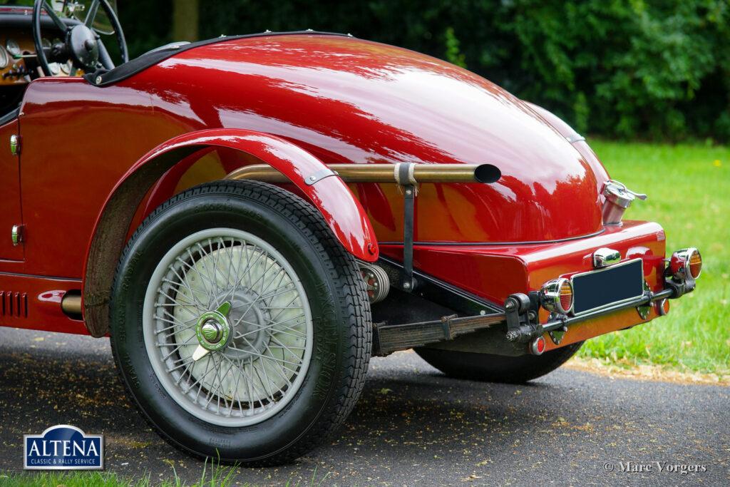 Alvis Silver Eagle Special, 1938