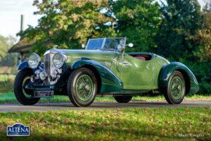 Bentley 3 1/2 Litre 'Eddie Hall' 1934