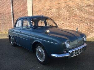 Renault Dauphine, 1960