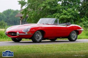 Jaguar E- type 3.8 Litre OTS, 1962