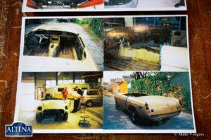 MG B Roadster, 1974