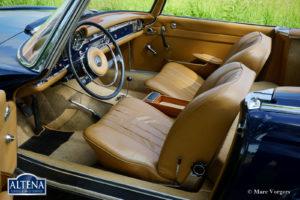 Mercedes 230SL, 1967