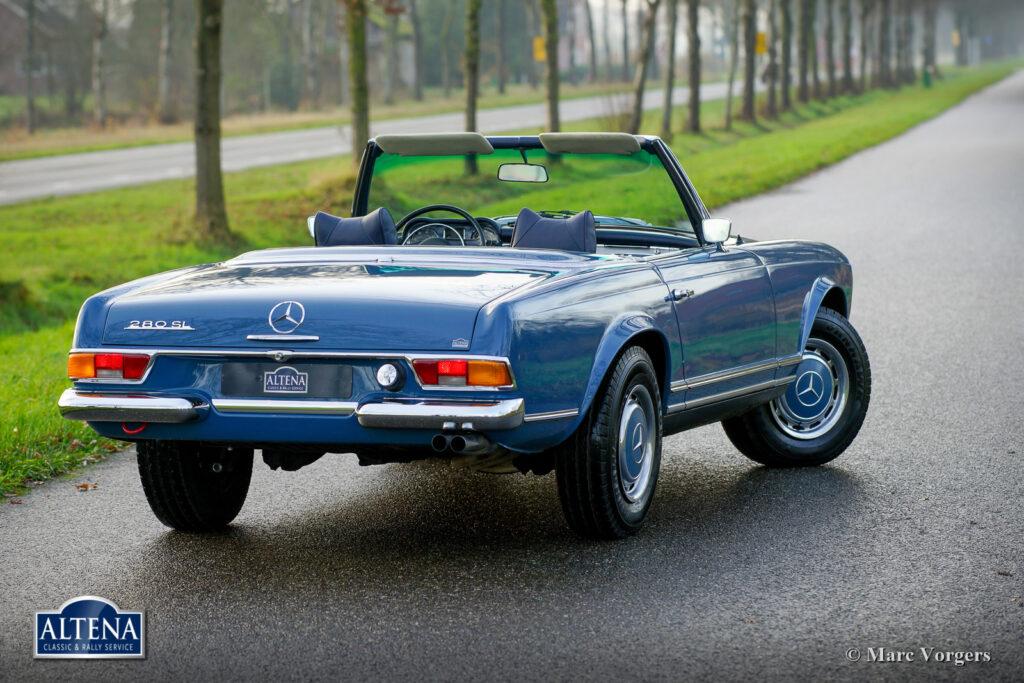 Mercedes 280 SL, 1971