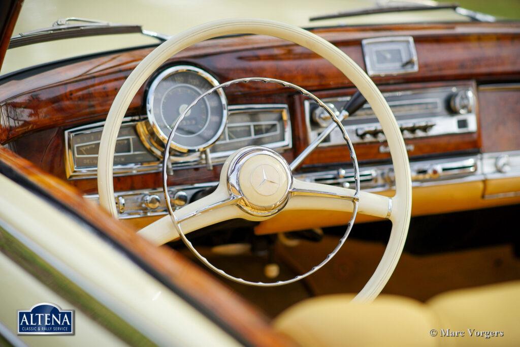 Mercedes 300 S Roadster, 1953