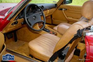 Mercedes 380 SL, 1985