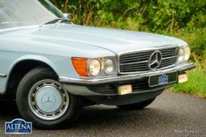 Mercedes 450SL, 1979
