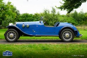 Riley 2.5 Litre 'Big Four' Special, 1937