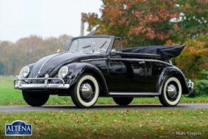 Volkswagen Beetle, 1957