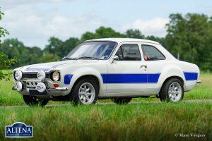Ford Escort rally 1970
