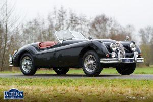 Jaguar XK 140 Roadster, 1954