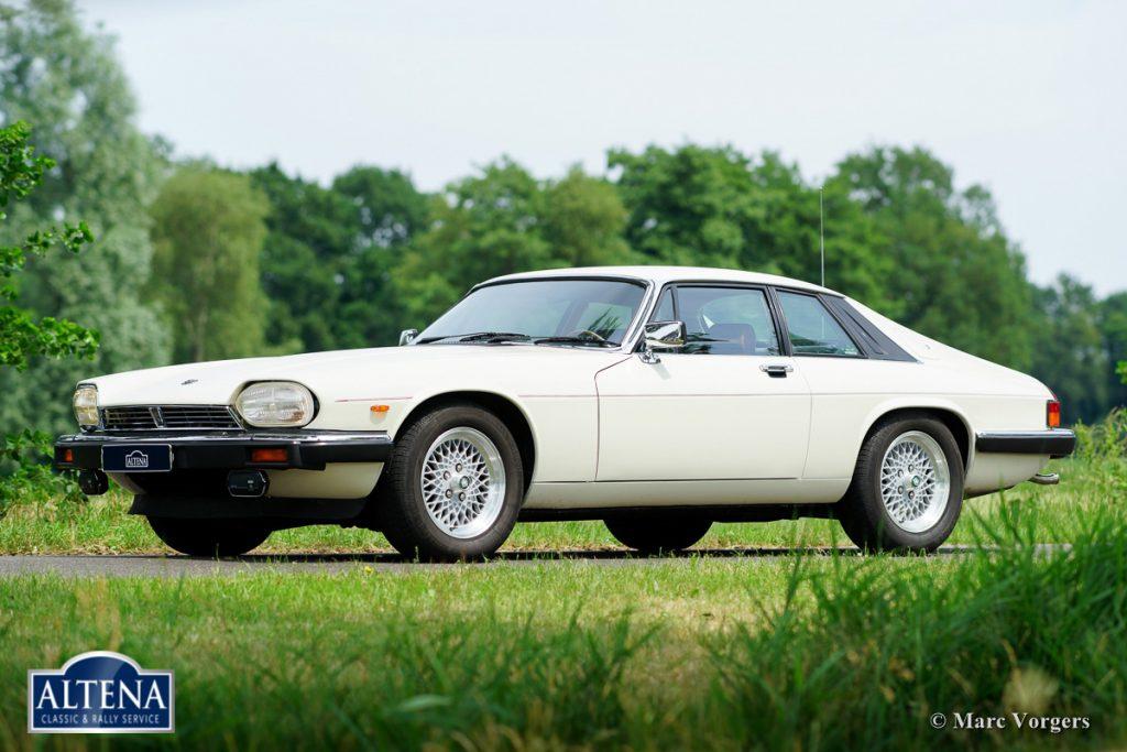 1987 jaguar xjs v12 coupe