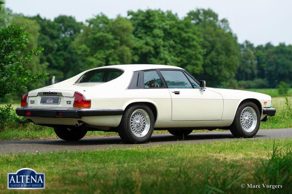 Jaguar XJS V12, 1987 - Altena Classic Service
