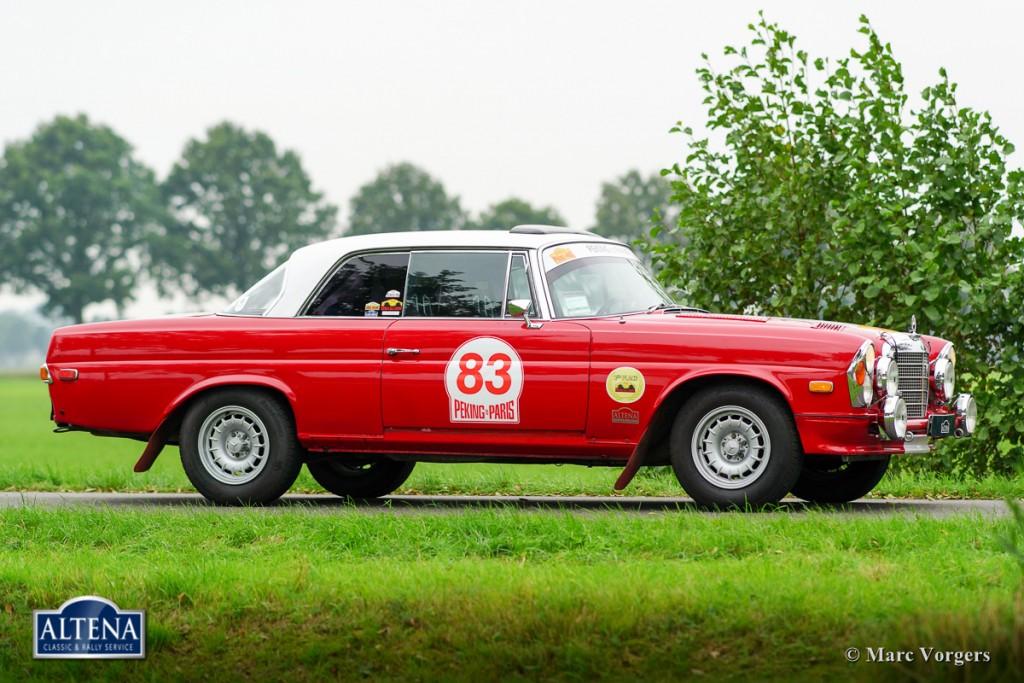 Mercedes-Benz 280SE 3.5 Rally, 1970 - Altena Classic Service