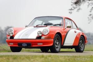 Porsche 911 2.4 S Rally
