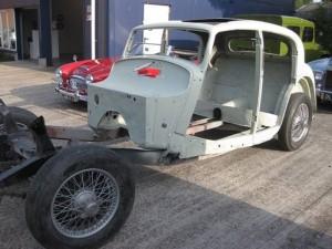 Altena Classic and Rally Service